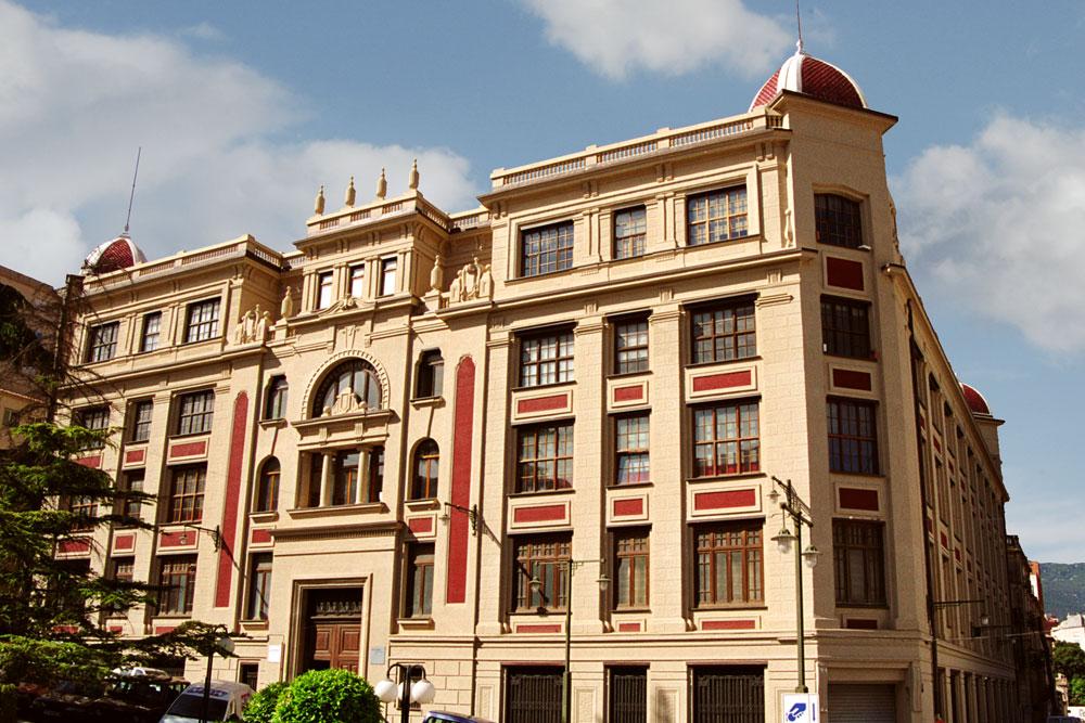 edificio aitex