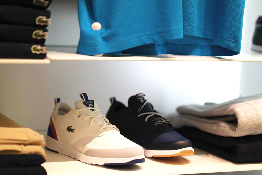 The Style Room- Lacoste 1