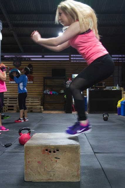 The Style Room- Tribu Fit training