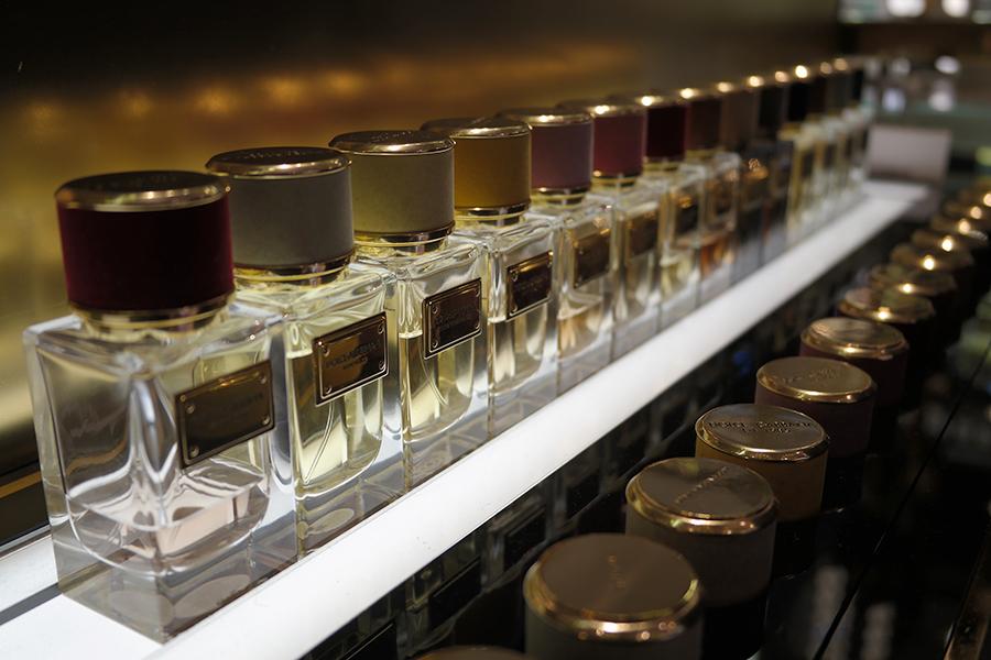 TSR- Perfumes