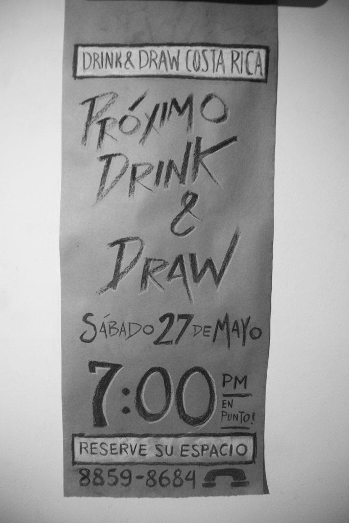 TheStyleRoom- Drink&draw